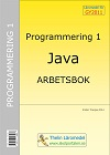 Programmering 1 med Java - Arbetsbok av Krister Trangius